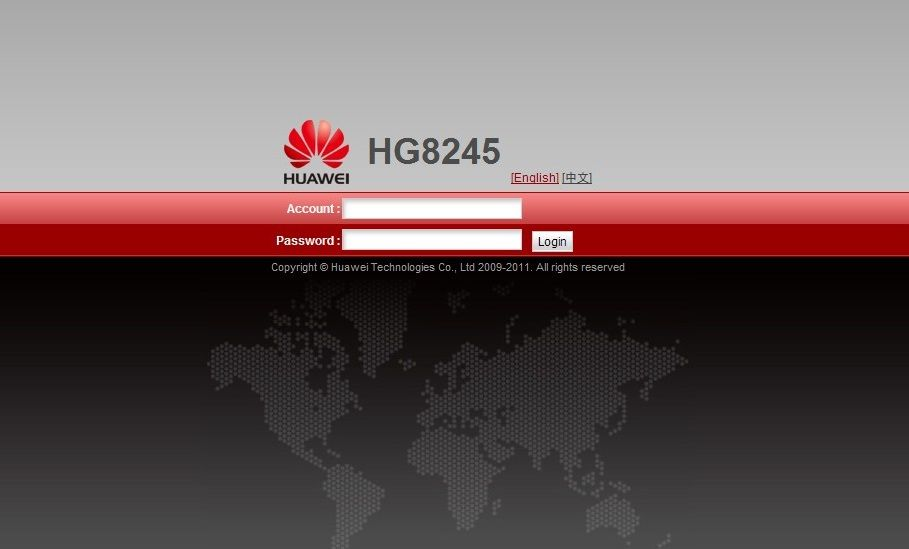 Роутер Huawei HG8245 – настраиваем под Ростелеком