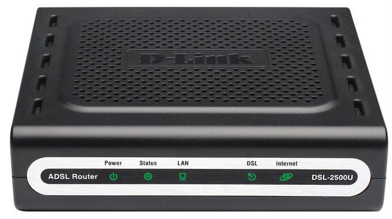 Как правильно настроить роутер D-Link DSL-2500U для сети Ростелекома