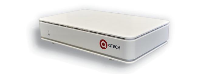 Настройка маршрутизатора QTech QDSL-1040WU под Ростелеком